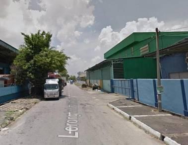 Factory Juru Simpang Ampat