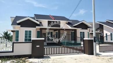 Booking RM1K shja Rumah Semi-D Dkt Bandar Tunjong