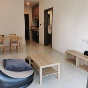 Forest City / Gelang Patah / Partial Furnished / Low Deposit