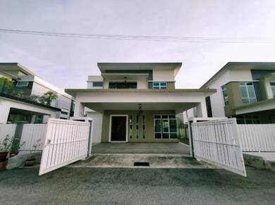 DOUBLE STOREY BUNGALOW At SENAWANG PERDANA FOR SALE