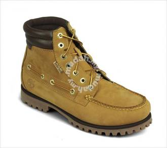 Timberland Men's leather boots outdoor leisure