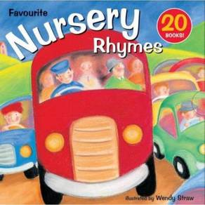 Favourite nursery rhymes Free Shipping