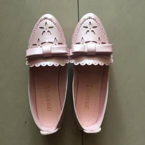 New Pink Flats