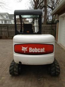 2012 bobcat 335 excavator with 24 bucket