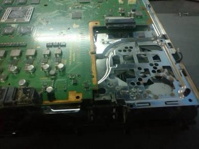 Servis dan repairing ps4 iphone gadget