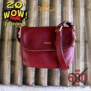 ZB5873601 Fossil Preston Small Flap Maroon