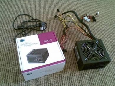 Power supply cooler master 500W