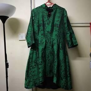 3/4 Sleeve dress cheongsam