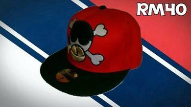 Monkey Skull Snapback / Cap