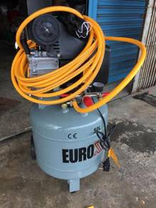 50L Air Compressor with 10m Air Hose Euro X