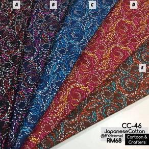 Kain Cotton High Quality & Murah CC-46