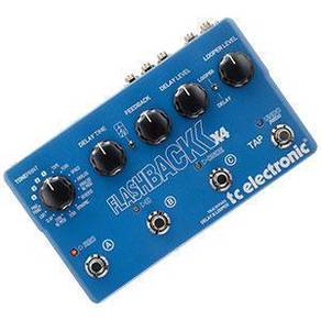TC Electronic Flashback X4 Delay Effects Pedal