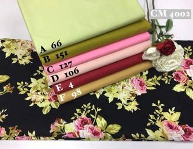 Kain Cotton High Quality & Murah CM3099, 4000-2