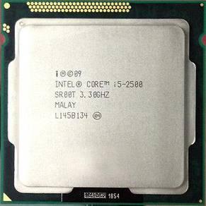 I5 2500 or 2500k or i7 2600