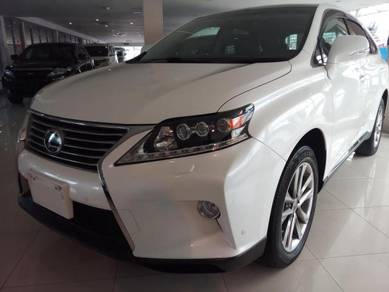 Recon Lexus RX270 for sale
