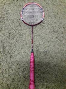 Badminton racket apacs lethal 8