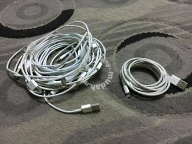 Iphone Lighting Cable Original Myset
