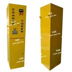 Coin token changer / mesin dobi