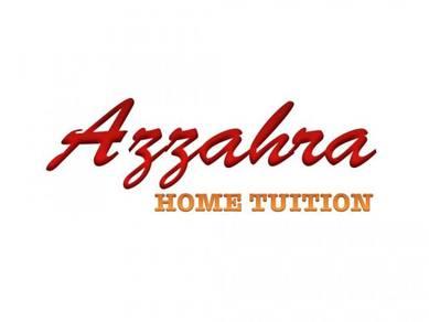 Guru/ Tutor Home Tuition Sepenuh/ Separuh Masa