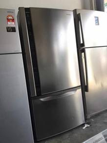 Inverter Freezer Big Panasonic Refrigerator Fridge