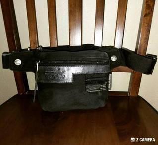 Waist Bag Canvas Fabric Zip-Zone