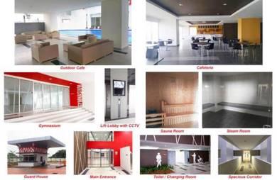 Bilik sewa fully furnished