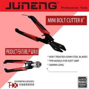 Juneng Heavy Duty Mini Bolt Cutter Professional 8