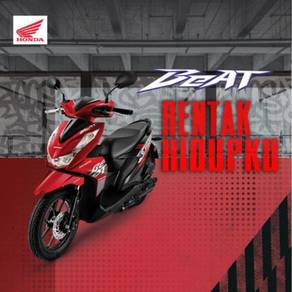 Year 2021 NEW Honda BeAt 110 V2 Promosi Hebat !!!