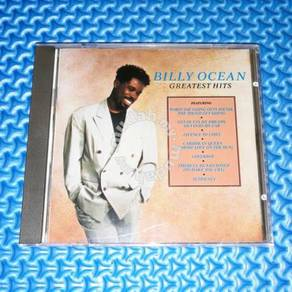 Billy Ocean - Greatest Hits *Silver Rim* [1989] CD