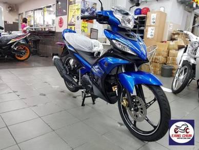 Yamaha LC135 LC 135 No Need D/P & Free Givi Box
