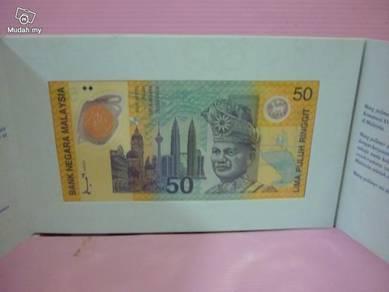 Rm50 1998 KL Sukan Komanwel
