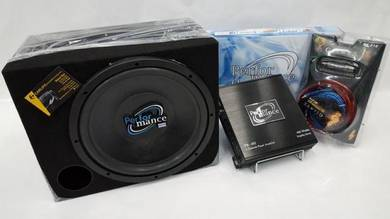 Performance Subwoofer Amp Wiring FullSet Offer