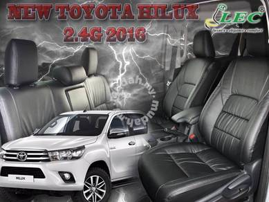 TOYOTA HILUX 2.4G 2016 LEC Seat cover (All In)