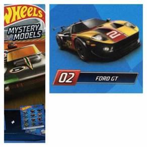 Hotwheels 2018 Mystery Model Ford GT