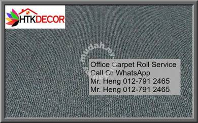 OfficeCarpet Roll- with Installation I25F