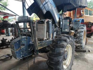Sell used new Holland 6020