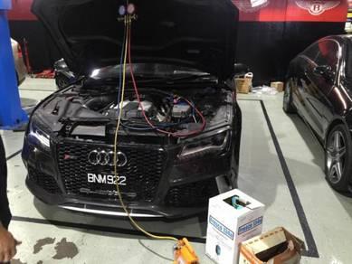 Audi a6 a7 a8 engine service repair MOBIL 1