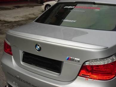 BMW E60 M5 Boot spoiler E60 Trunk spoiler bodykit