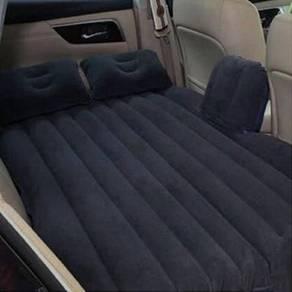 Tilam kereta car bed back seat with pump
