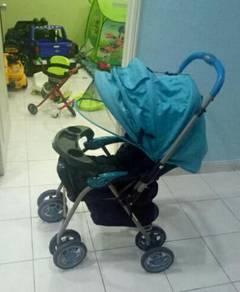Stroller baby prelove