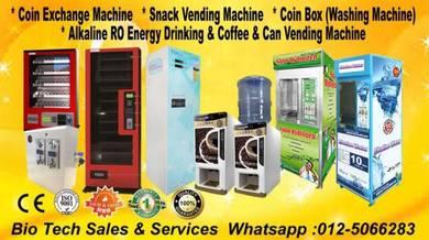 D-274-NR Drinking Water Vending Machine