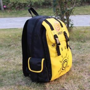 Naruto Shippuden Waterproof Backpack Bag