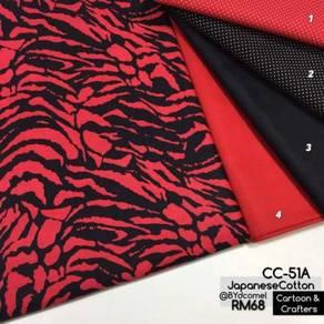 Kain Cotton High Quality & Murah CC-51A-E