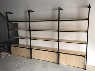 RACK OPPA 8'X4' Melamin board and cabinet box