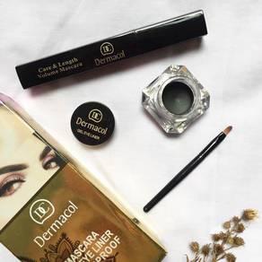 Dermacol 2 in 1 mascara and gel eyeliner