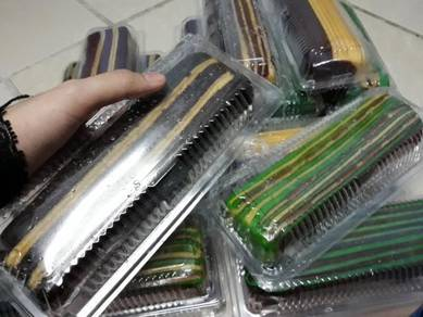 Kek lapis sarawak ready stock / cod :)