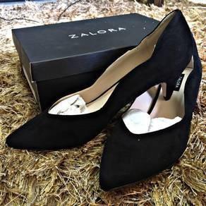 ZALORA heels (black, UK 9)