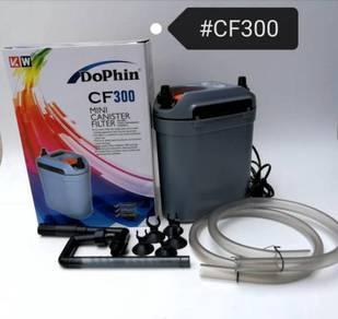 Dophin Mini Canister Filter CF300 Aquarium Fish