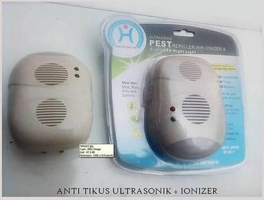 Anti Tikus Ultrabunyi RX7 Ionizer