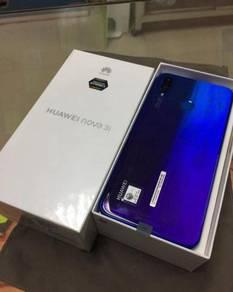 Huawei Nova 3i 128GB with warranty